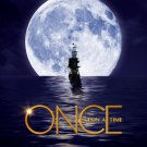 Once Upon A Time Jolly Roger TV Series 32x24 Print Poster