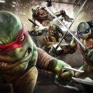Teenage Mutant Ninja Turtles Angry TMNT Art 32x24 Print Poster