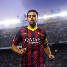 Xavi Xavier Hernandez Barcelona Spain Football 32x24 Print Poster