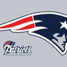 New England Patriots Football Logo Hockey Sport Art 32x24 Print Poster