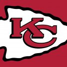Kansas City Chiefs Football Logo Hockey Sport Art 32x24 Print Poster