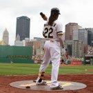 Andrew McCutchen Pittsburgh Pirates Baseball Sport 32x24 Print Poster