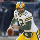 Aaron Rodgers Green Bay Packers Football Sport 32x24 Print Poster