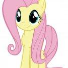 Fluttershy My Little Pony Friendship Is Magic Cute Art 24x18 Wall Print POSTER