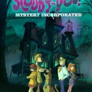 Scooby Doo Mystery Incorporated Cool Cartoon Art 24x18 Wall Print POSTER