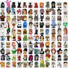 Movie Video Game Comics Characters Amazing Art Part 3 24x18 Wall Print POSTER