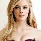 Amber Heard Beautiful Actress 24x18 Wall Print POSTER