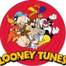 Looney Tunes Logo Characters Bugs Bunny Road Runner 24x18 Wall Print POSTER