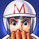 Speed Racer Mach GoGoGo Anime Manga Amazing Cartoon 24x18 Wall Print POSTER