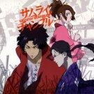 Samurai Champloo Painting Anime Manga Art 24x18 Wall Print POSTER