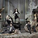 Gossip Girl Cast Characters TV Series 24x18 Print Poster