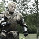 Game Of Thrones Gwendoline Christie Brienne Of Tarth 24x18 Print Poster