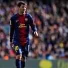 Lionel Messi FC Barcelona Argentina Football Soccer 24x18 Print Poster