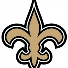 New Orleans Saints Football Logo Hockey Sport Art 24x18 Print Poster