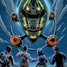 The Intergalactic Nemesis Spaceship UFO Art 24x18 Print Poster