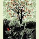 Samurai Japanese 47 Ronin Movie Art Artwork 24x18 Print Poster