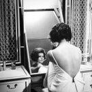 Sophia Loren BW Dress Back Hot Sexy Elegant Retro Rare 16x12 Print POSTER