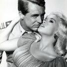 Jayne Mansfield Cary Grant BW Hot Sexy Retro Rare 16x12 Print POSTER