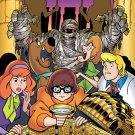 Scooby Doo Mummy Cool Cartoon Art 16x12 Print POSTER