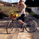 Carrie Underwood Bicycle Country Pop Singer Music 16x12 Print POSTER