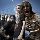 Suicide Silence Deathcore Rock Band Music 16x12 Print POSTER