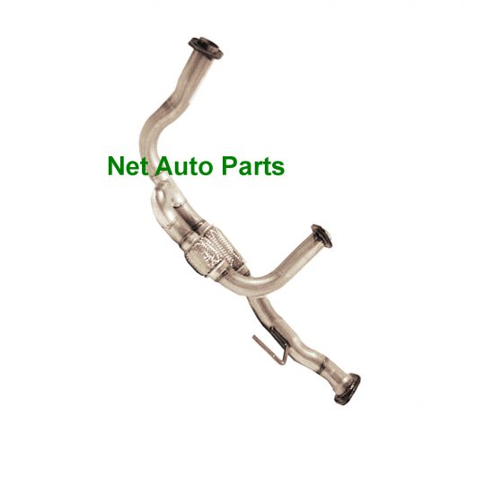 1992 - 1993 Toyota Camry Front A Pipe Y Pipe Down Flex Pipe 751-011