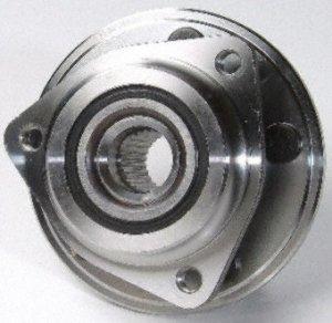 2000 - 2006 Cherokee Wrangler Front Hub Bearing for Cast Rotors 513158