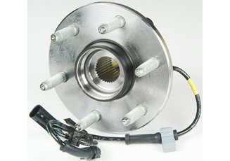 2003-2005 Escalade EXT, 2005-2006 Silverado SS Front Wheel Hub Bearing 515036