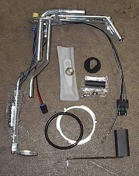 In Tank Fuel Pump Hanger 1988 - 1995 Chevrolet C, K series 1500, 2500, 3500 4x2 4x4 Pickups FG01B