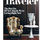 Conde Nast Traveler May 2015 - Hot List 60 New Hotels-Spain Food -India Shopping