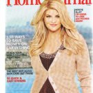 Ladies Home Journal May 2010 - Kirstie Alley cover - Quick and Easy Dinners