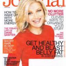 Ladies Home Journal Magazine February 2014-Diane Sawyer-Organize-Short Hair-Skin