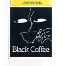 Playbill GO BACK FOR MURDER Apr 1981-Players State Theater Coconut Grove Florida