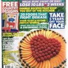 WOMAN'S DAY July 26 1988 - Kitty Dukakis - Barbara Bush - Fruit Desserts +