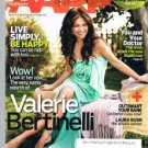 AARP Magazine July 2010-Valerie Bertinelli cover-Andy Griffith-Laura Bush-Garden