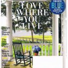 Southern Living Magazine May 2015-Fun With Blue-Dream Porch-Derby Party-Austin +