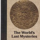 THE WORLD'S LAST MYSTERIES -Reader's Digest-Age Of Megaliths-Secrets Of Pyramids