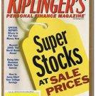 KIPLINGER'S Magazine November 1998 -Suze Orman Speaks -2000 The World Boom Ahead