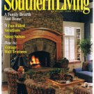 Southern Living Magazine January 1996-Salsas-Vintage Wall Textures-Suppers-Home