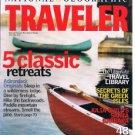 National Geographic TRAVELER April 2002-Greek Isles-Julia Child's Santa Barbara