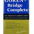 GOREN'S BRIDGE COMPLETE - Charles H Goren - HB DJ - 1971
