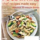 FOOD & WINE Magazine September 2002-Paris Restaurant Reviews-New Zealand Wines +