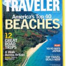 National Geographic TRAVELER July 2002 - America's Top 40 Beaches-Yo-Yo Ma Japan