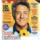 AARP Magazine March 2009- Dustin Hoffman cover-Lee Iacocca-Anti-Cancer Lifestyle