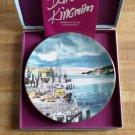 Royal Doulton SAN FRANCISCO Fisherman's Wharf plate-Dong Kingman Collector Plate