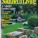 SOUTHERN LIVING March 1994-North Carolina Living-Garden Legacy-Windows For Sun +