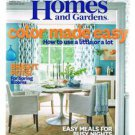 Better Homes And Gardens Magazine March 2015-Color Made Easy-Bright Pots-Meals +