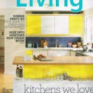 Martha Stewart Living Magazine January 2012- Kitchens - Dinner Party 101 +