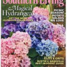 SOUTHERN LIVING Magazine May 2010-Hydrangea Garden Party-Nashville-Grill Recipes