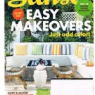 Sunset Magazine April 2015-National Park Getaways -Home Issue-10 Smart Gadgets +
